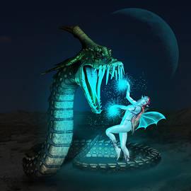 Solomon Barroa - Fantasy Creatures 2