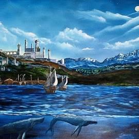 Robert Roth - Fantasy Night City