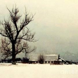 Janine Riley - Far from home - Winter Barn
