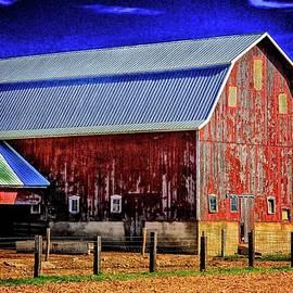 Chas Burnam - Farm Colors