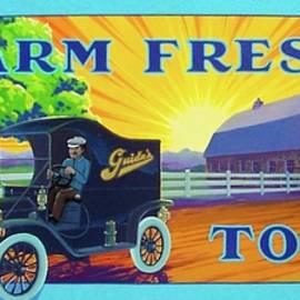 Farm Fresh To You  by Alan Johnson
