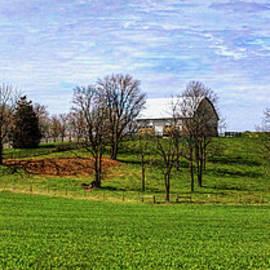 William Sturgell - Farm in the Rolling Hills of Ohio