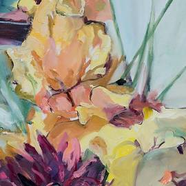 Donna Tuten - Farmers Market Flower Bouquet