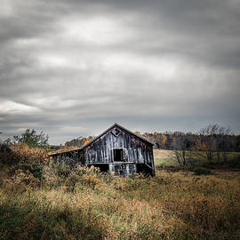 Farmhouse Memories - Barn by Chris Bordeleau