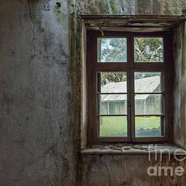 Jan Pudney - Farmhouse window