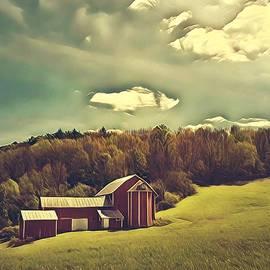 Farmstead  by Jenn Teel