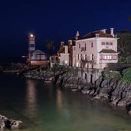 Georgia Mizuleva - Farol de Santa Marta - Night Magic in Cascais Portugal
