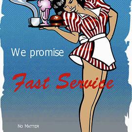 Fast Service Guarantee