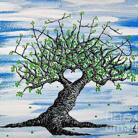 Aaron Bombalicki - Father Love Tree