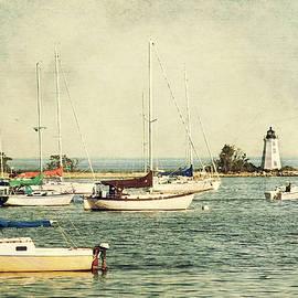Joann Vitali - Fayerweather Island Lighthouse - Bridgeport Lighthouse - Black Rock Harbor
