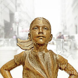 Nishanth Gopinathan - Fearless Girl Statue 1