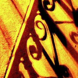 Ken Lerner - Fence Shadows 5