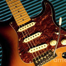 Bob Christopher - Fender Guitar