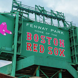 Stephen Stookey - Fenway Park - Home of the Red Sox