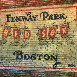 Joann Vitali - Fenway Park Sign - Boston
