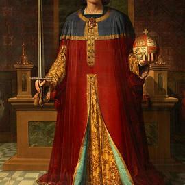 Ferdinand IIi Of Castile by Carlos Mugica y Perez