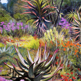 Fernkloof Fynbos by Christopher Reid