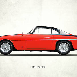 Ferrari 212 Inter by Mark Rogan
