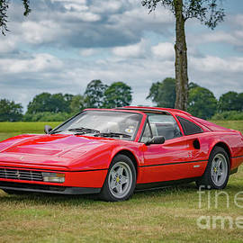 Ferrari 328 GTS - Adrian Evans
