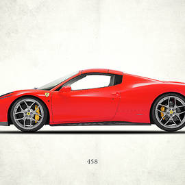 Ferrari 458 Italia by Mark Rogan