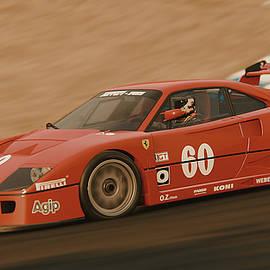 Andrea Mazzocchetti - Ferrari F40 LM - 54