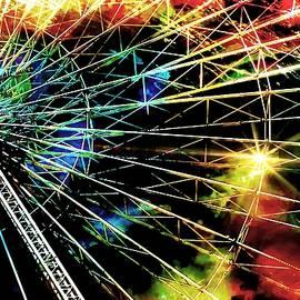 Jean Francois Gil - Ferris Wheel, Grand Roue