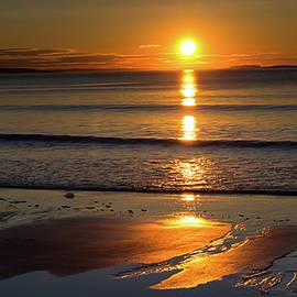 Ferry Beach Sunrise