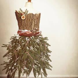 Festive Christmas Mannequin - Amanda Elwell