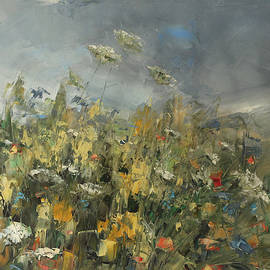 Ana Dawani - Field flowers