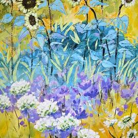 Cathy MONNIER - Field of flowers
