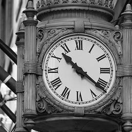 Steve Gadomski - Fields Clock