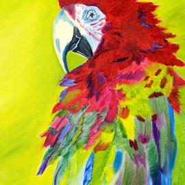 Meryl Goudey - Fiery Feathers