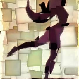 Figurative Dancer by Mario Carini