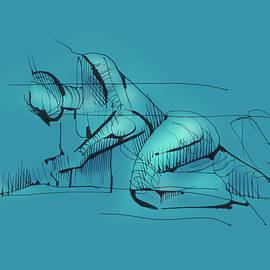 Figure VII by Keith A Link