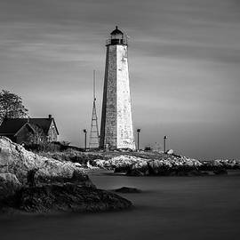 Simmie Reagor - File Mile Point Lighthouse