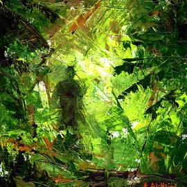 Finding my way by Amani Al Hajeri