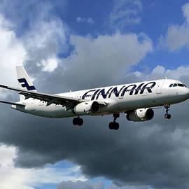 Nichola Denny - Finnair Airbus A321-231
