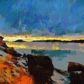 Mario Carini - Finnish Landscape