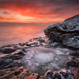 Fire and ice by Evgeni Ivanov