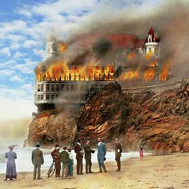 Mike Savad - Fire - Cliffside fire 1907