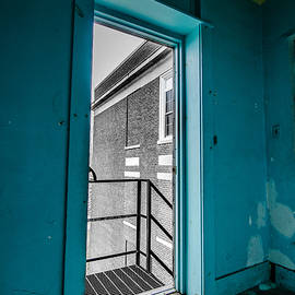 Fire Exit by Jon Washburn