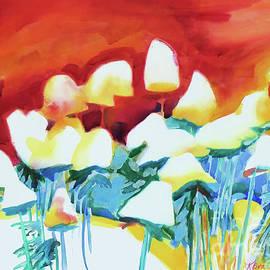 Fire Sky by Kathy Braud