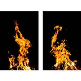Fire X 6 by Tomasz Dziubinski