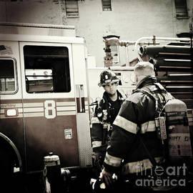 Miriam Danar - Firefighters of New York - Good Old Engine Eight