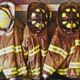 Firefighters Uniforms by Joan Reese
