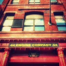 Firehouse Engine Company 44 by Miriam Danar
