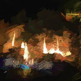 Aliceann Carlton - Firelogs Impasto