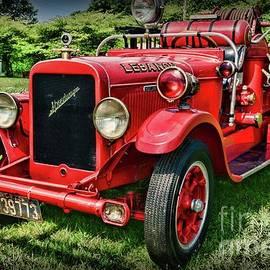 Paul Ward - Fireman- Always On Call