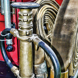 Paul Ward - Fireman its all about the nozzle