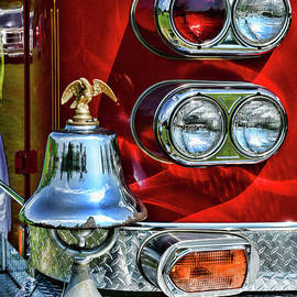Paul Ward - Fireman -This is my Fire Bell